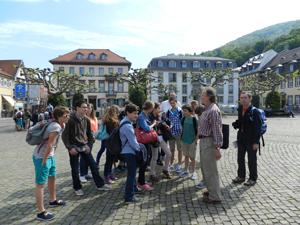 Schüleraustausch mit Valence